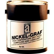 NICKEL-GRAF™ Nickel & Graphite Based Anti-Seize 2600°F, 8 Lb. Pail 4/Case - 13030 - Pkg Qty 4
