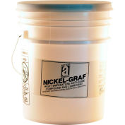 NICKEL-GRAF™ Nickel & Graphite Based Anti-Seize 2600°F, 42 Lb. Pail 1/Case - 13050