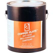 COPPER PLATE™ Anti-Seize W/O Graphite, Aluminum 1800°F, 8 Lb. Can 4/Case - 21030 - Pkg Qty 4