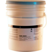 PURE WHITE™ Food Grade Anti Seize w/PTFE 475°F, 35 Lb. Pail 1/Case - 31050