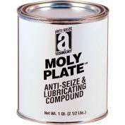MOLY PLATE™ Anti-Seize w/Molybdenum Disulfide 2400°F, 2 Lb. Can 12/Case - 37025 - Pkg Qty 12