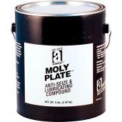 MOLY PLATE™ Anti-Seize w/Molybdenum Disulfide 2400°F, 8 Lb. Pail 4/Case - 37030 - Pkg Qty 4