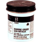 MARINE GRADE™ Non-Metallic Anti-Seize, 2oz. Brush Top 48/Case - 44002 - Pkg Qty 48