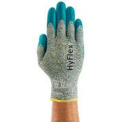 HyFlex® Cr+ Foam Nitrile Coated Gloves, Ansell 11-501-9, 1-Pair
