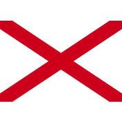 3X5 Ft. 100% Nylon Alabama State Flag