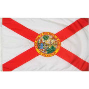 4X6 Ft. 100% Nylon Florida State Flag