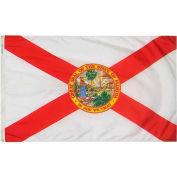 4X6 Ft. 100% Nylon Florida State Flag