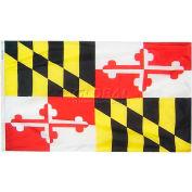 4X6 Ft. 100% Nylon Maryland State Flag
