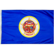 3X5 Ft. 100% Nylon Minnesota State Flag