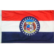 4X6 Ft. 100% Nylon Missouri State Flag