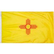 4X6 Ft. 100% Nylon New Mexico State Flag