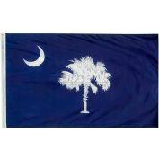 3X5 Ft. 100% Nylon South Carolina State Flag