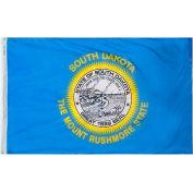 4X6 Ft. 100% Nylon South Dakota State Flag