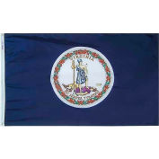 3X5 Ft. 100% Nylon Virginia State Flag