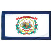 3X5 Ft. 100% Nylon West Virginia State Flag