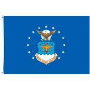 3X5 Ft. Nylon US Air Force State Flag