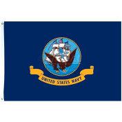 3X5 Ft. Nylon US Navy State Flag