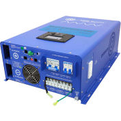 AIMS Power 10000 Watt Pure Sine Inverter Charger 48VDC to 120/240VAC Split Phase PICOGLF10KW48V240VS