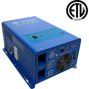 AIMS Power 2000 Watt Pure Sine Inverter Charger, PICOGLF20W12V120VR
