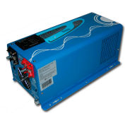 AIMS Power 2000 Watt 48 Volt Pure Sine Inverter Charger , PICOGLF20W48V120VR