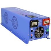 AIMS Power 6000 Watt Pure Sine Inverter Charger 120/240VAC Output, PICOGLF60W24V240VS