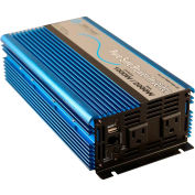 AIMS Power 1000 Watt Pure Sine Power Inverter, PWRI100012S