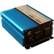 AIMS Power 600 Watt Pure Sine Power Inverter with Cables, PWRI60012S