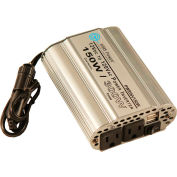 AIMS Power 150 Watt Lightweight Power Inverter, PWRINV150W