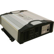 AIMS Power 2000 Watt Power Inverter with USB, PWRINV200012W