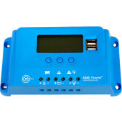 AIMS Power 10 AMP Solar Charge Controller PWM 12/24 VDC, SCC10APWM