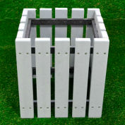 """Polly Products Economizer 20"""" Planter, Sand"""