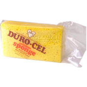 """Duro-Cel Cellulose Sponge 8 x 5 x 1-1/2"""" - 24 Pack"""