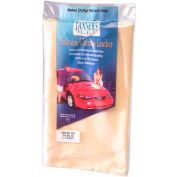 Tanner's Select Natural Chamois 1-1/2 Sq. Ft. - 6 Pack