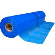 """Armor Poly VCI Hope Sheeting 48""""L x 48""""W 1.25 Mil Blue 500 Sheets Per Roll"""