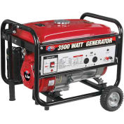 All Power APG3002S 3500W 6.5 HP Generator with Mobility W/O 240V