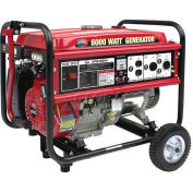 All Power APG3009N 6000W 13 HP Generator with Mobility Kit