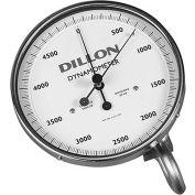 """Dillon AP Mechanical Dynamometer, 10"""" Dial, 2,000 lb x 10 lb"""