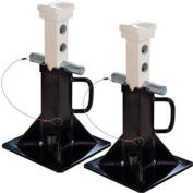 AME International 22 Ton Heavy Duty Jack Stands - Pair 14400