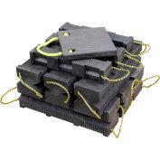AME International FR Super Stacker Cribbing Set W/ Jack Plate - 15255