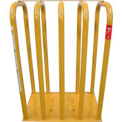 AME International Tire Inflation Safety Cage, 5 Bar, Heavy Duty Steel