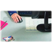 "Nonglare Krystal View Deskmat Nonglare 17"" x 12"" Clear"
