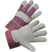 2000 Series Leather Palm Gloves, Anchor 500sc