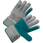 2000 Series Leather Palm Gloves, Anchor 500dp