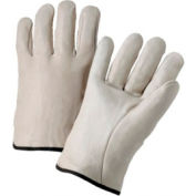 4000 Series Cowhide Leather Driver Gloves, Anchor 990/L