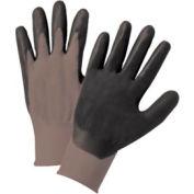 Foam Nitrile Palm Coated Nylon Gloves, PosiGrip® 713SNF/XS - Pkg Qty 12