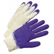 Latex Coated Gloves, Anchor 6040 - Pkg Qty 12