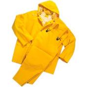 3-Piece Rainsuit, Anchor 4035/2XL, PVC/Polyester, 2X-Large