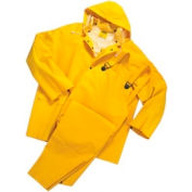 3-Piece Rainsuit, Anchor 4035/5XL, PVC/Polyester, 5X-Large