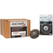 Crimped Wheel Brushes, ANCHOR BRAND CFX-3