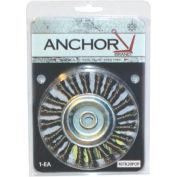 Stringer Bead Wheel Brushes, ANCHOR BRAND R6S58
